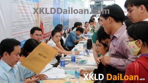 Danh sách các công ty XKLD Đài Loan ở Hà Nội