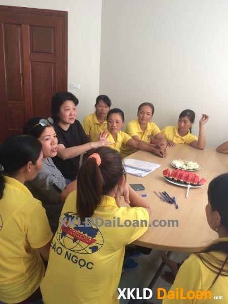 Hình ảnh cơ sở vật chất tại công ty XKLD Đài Loan VINAGIMEX