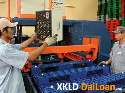 Tuyển 04 XKLD nam làm nhựa tp Đào Viên Đài Loan