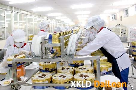 Đơn hàng XKLD Đài Loan tuyển nữ làm bánh ngọt tại Đài Nam