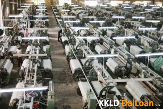 Tuyển lao động nam làm In vải tại nhà máy Hưng Thái Đào Viên Đài Loan