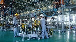 Xuất khẩu lao động Đài Loan tuyển nam làm ở Đài Trung chế tạo máy móc