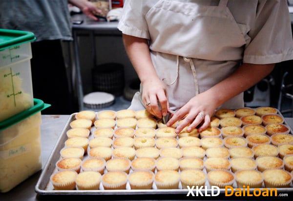Xuất khẩu lao động Đài Loan tuyển nam làm bột mỳ