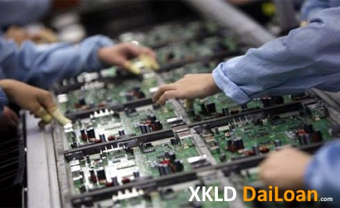 Xuất khẩu lao động Đài Loan tuyển nam làm điện tử kiểm tra mạch