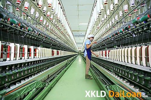 Xuất khẩu lao động Đài Loan tuyển nữ dệt kim Đài Trung  3 năm