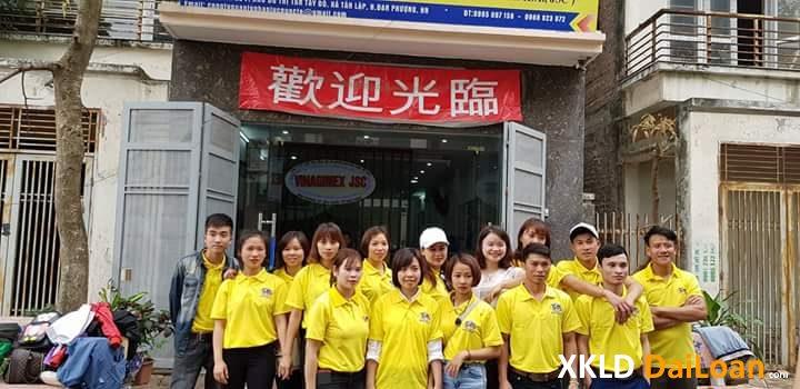 Giới thiệu công ty Xuất Khẩu Lao Động Đài Loan VINAGIMEX