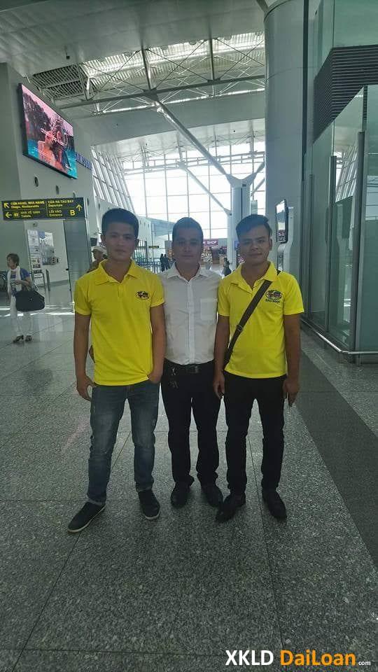 Hình ảnh mới nhất 06 2020 về lao động và đối tác Đài Loan 16