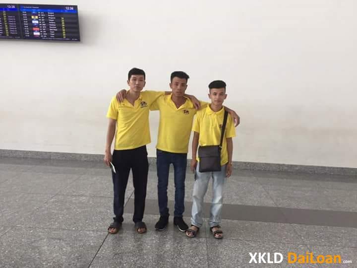 Hình ảnh mới nhất 06 2020 về lao động và đối tác Đài Loan 15