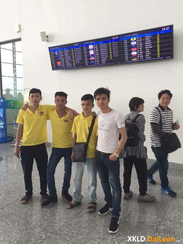 Hình ảnh mới nhất 06 2020 về lao động và đối tác Đài Loan 13