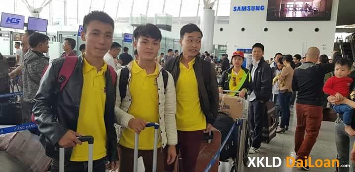 Hình ảnh mới nhất 06 2020 về lao động và đối tác Đài Loan 18