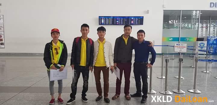 Hình ảnh mới nhất 06 2020 về lao động và đối tác Đài Loan 17