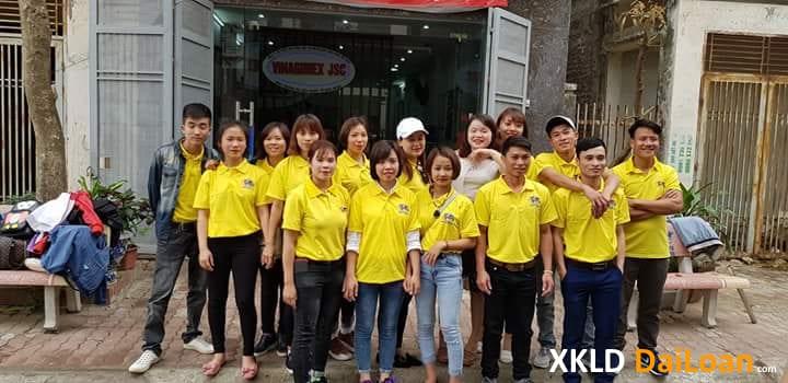 Cần 15 nữ Đài Trung gia công chế tạo các sản phẩm kim loại
