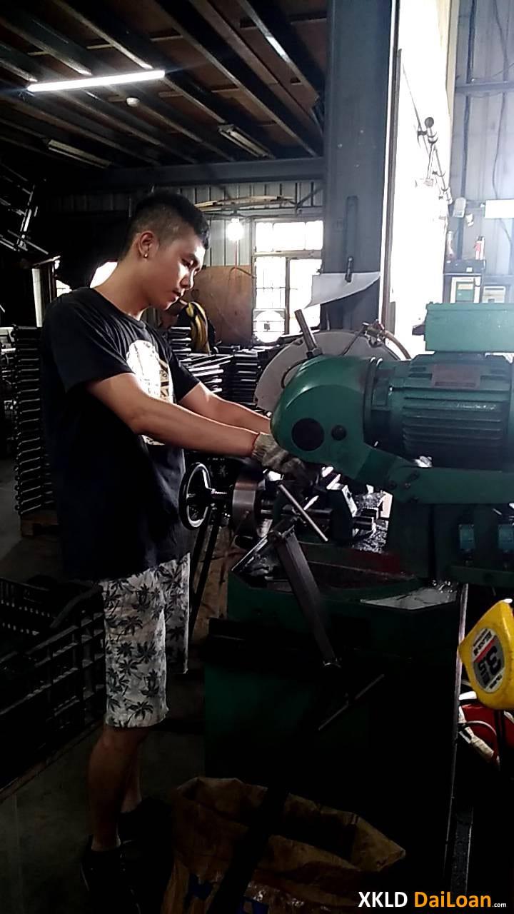 Các đơn hàng CNC / Mạ Điện  Đài Loan được lao động chọn đi nhiều nhất 28